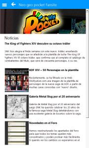 Neo Geo Pocket Fans
