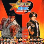 SNK vs CAPCOM PSX