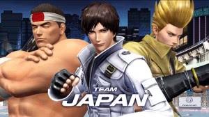KOFXIV_TeamJapan