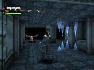 Spriggan - Lunar Verse, el juego para Playstation