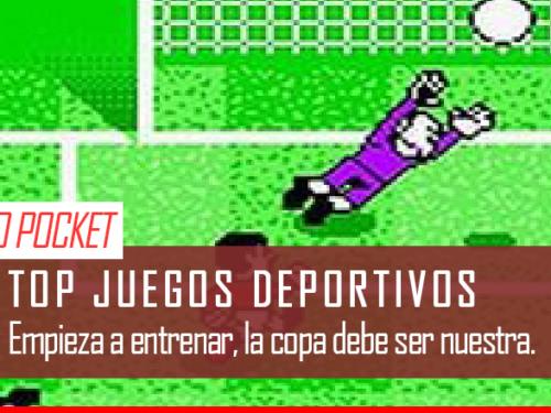 top juegos deportivos